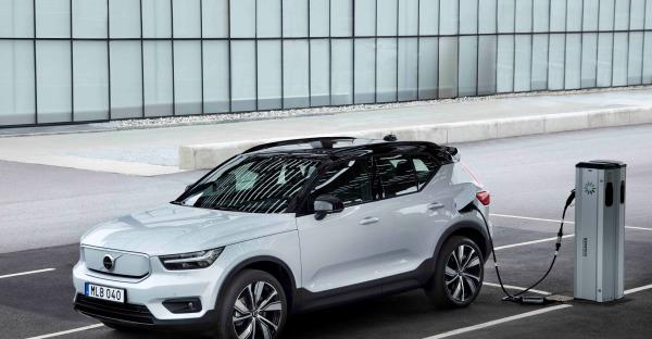 Volvo Neuheiten 2021 - Elche unter Strom