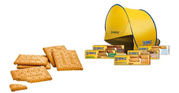 Köstliches LEIBNIZ Butterkeks-Paket gewinnen!