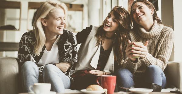 Lachen hat Kraft – Humor ist gesund