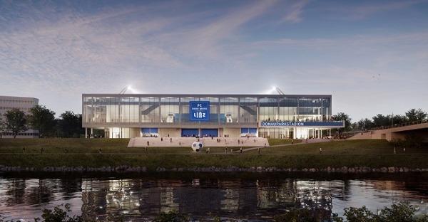 Linz gibt sich den Kick: Stadionupdate