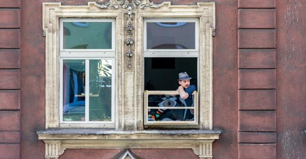 Genial: Linzer Start-Up erfindet Balkon zum Ausklappen!