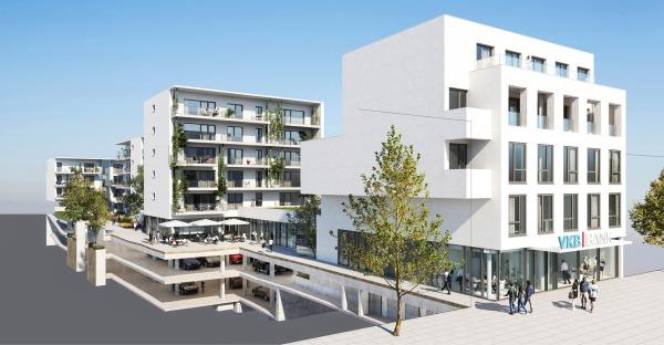 17,5 Millionen Investment: VKB-Bank startet Bauprojekt in Wels