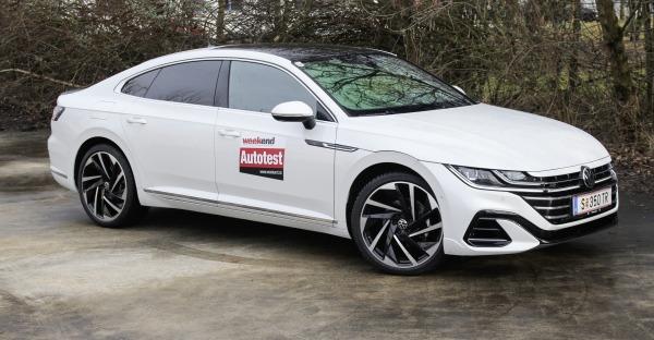"""Test: VW Arteon - Die noble """"Art"""" des Passat"""