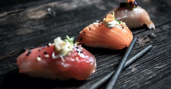 """Bock auf Sushi mit Sound """"to go""""?"""