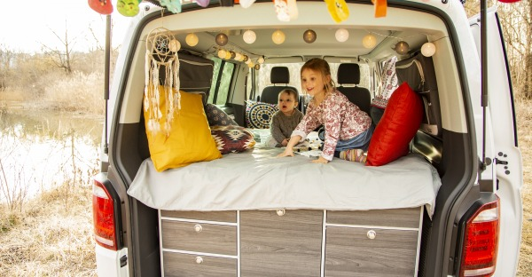 Dieser Kärntner macht Campingurlaub wieder hip