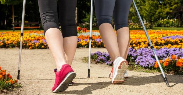 Modern Walking: Schritt für Schritt zu mehr Gesundheit
