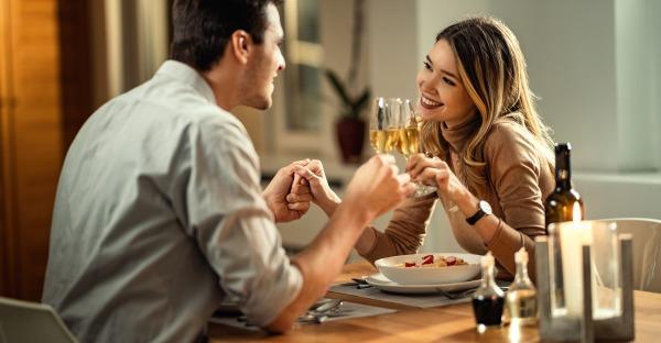 Valentinstag: Diese Restaurants liefern ins Haus