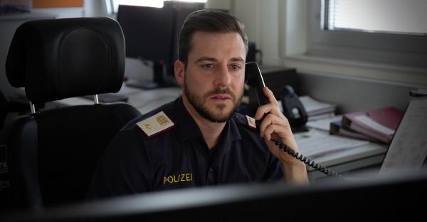 """Musikalischer """"Einsatz"""": Steirischer Polizist bei Starmania"""