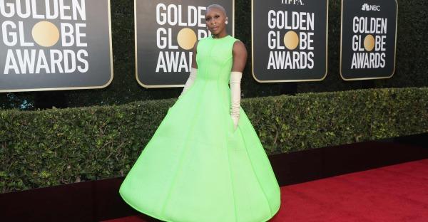Golden Globes 2021: Best dressed