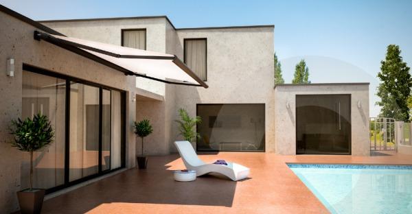 Schön, stabil, sicher: AZ-Sonnenschutztechnik