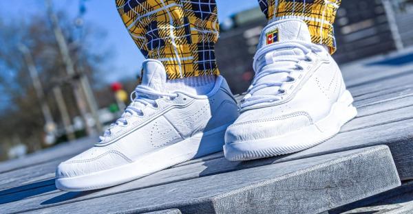 Wie man Sneaker am besten trägt