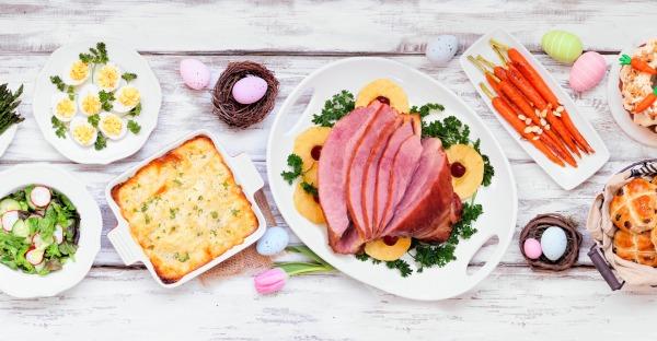 Köstliche Osterzeit – Traditionelles Ostermahl