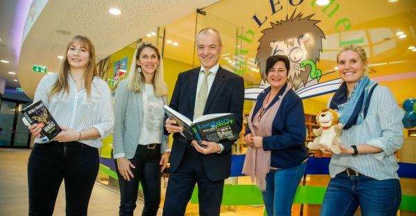 Neue Bibliothek in Leobersdorf
