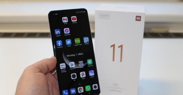 Tech-Blog-Test: Xiaomi Mi 11 - Heißes Flaggschiff