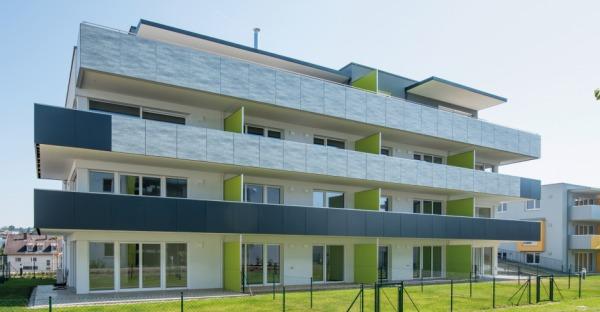 Topmoderne Immobilie statt altem Gemäuer