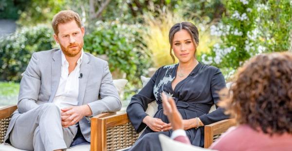 Skandal-Interview: Meghan und Harry packen bei Oprah aus