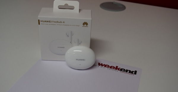Tech-Blog: Huawei Freebuds 4i im Test