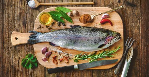 Neu: Frisch gelieferter Fisch aus Salzburg