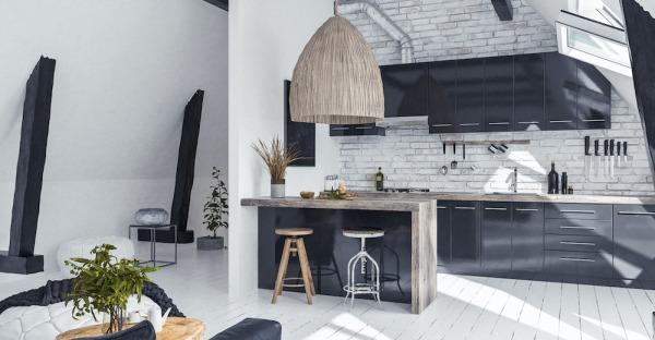 Küchen-Trends 2021: Wir sehen schwarz