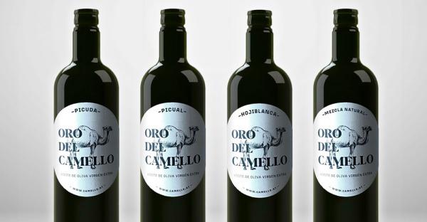 15x1 Starterset von Oro del Camello Olivenöl