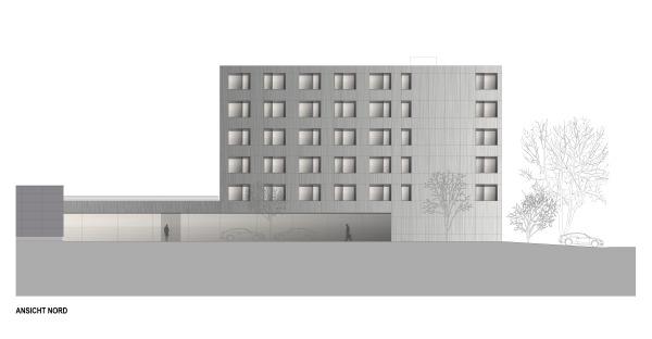 Holzbauweise: Vorzeigeprojekt im Fohren Center
