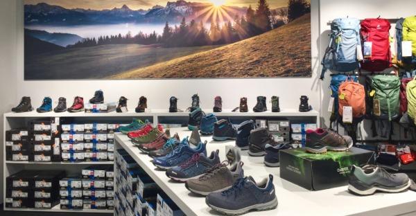 Optimales Schuhwerk für jedes Gelände
