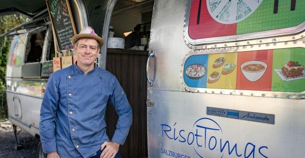 Outdoor-Genuss: Foodtrucks in Salzburg