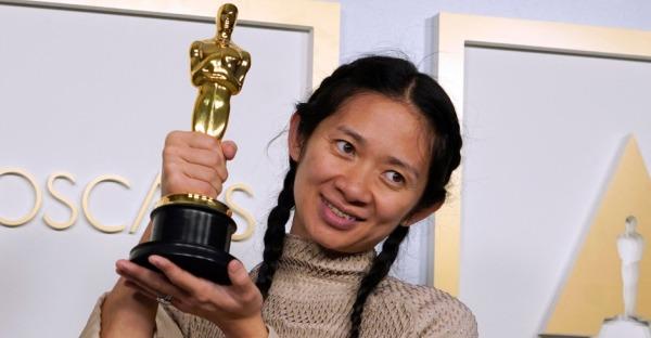 Chloé Zhao – die erst zweite Frau, die je einen Regie-Oscar bekam