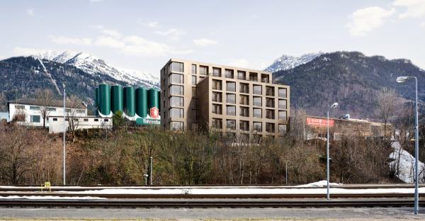 Hotel Alpstadt in Budenz: Eröffnung in einem Jahr