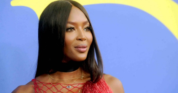 Naomi Campbell CFDA Fashion Awards 2018