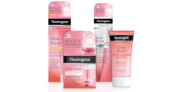 Glow Boost Gesichtspflege von Neutrogena® gewinnen!