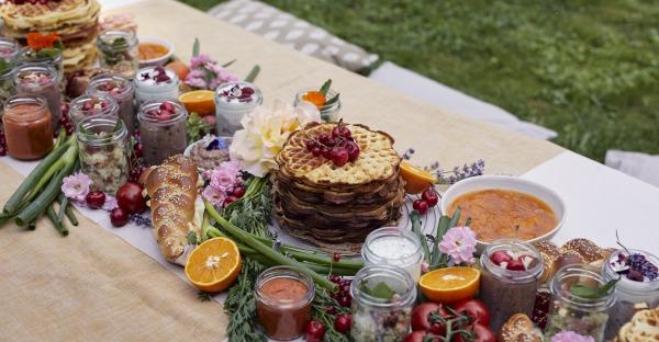 Pop Up Gschichtln: der etwas andere Cateringbetrieb aus der Steiermark