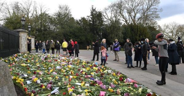 Alle Details zum Begräbnis von Prinz Philip