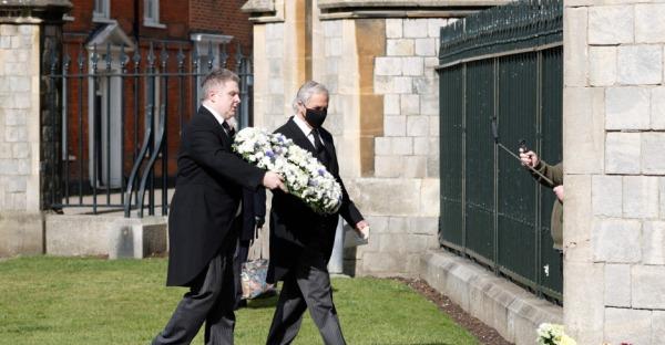 Wer nicht zu Prinz Philips Begräbnis kommt