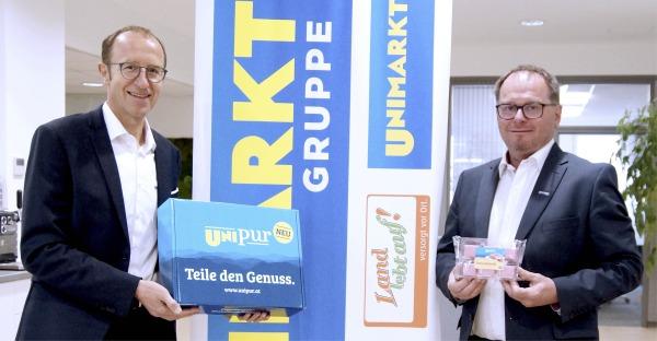 UNIpur: Unimarkt Gruppe präsentiert neue Eigenmarke