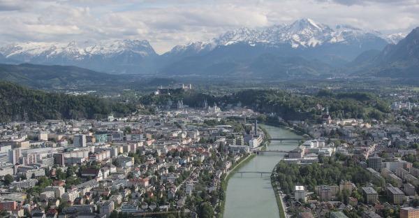 Wo in Salzburg-Stadt wohnt man am günstigsten?
