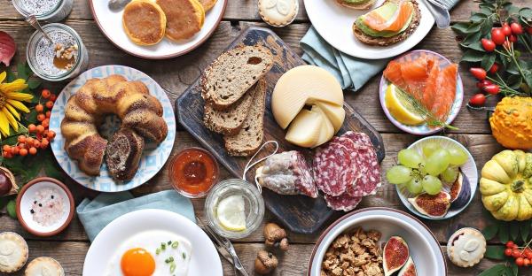 Frühstücksgenuss zum Mitnehmen