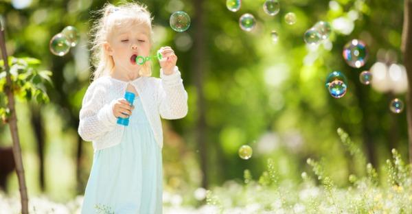 8 Dinge, die mit Kindern im Frühling besonders Spaß machen