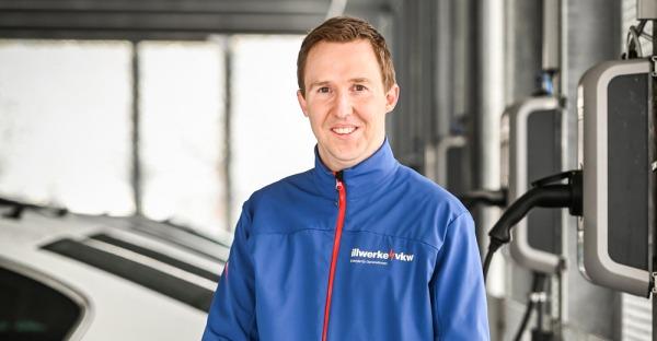 Mobilitätsstratege Stefan Hartmann