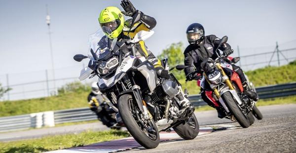 Motorradsaison: Safety First!
