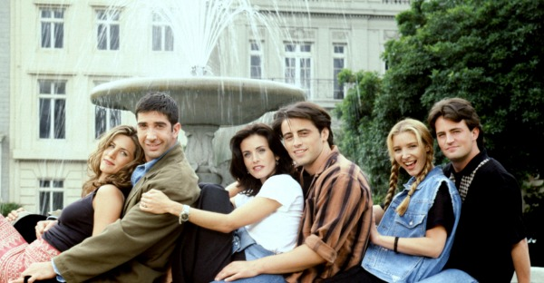 """Friends""-Reunion kommt am 27. Mai"