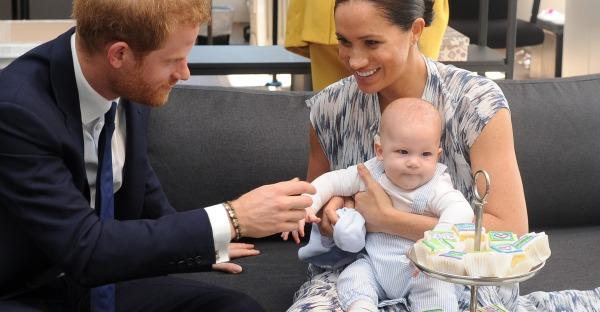 Archie feiert Geburtstag: Der Palast gratuliert!
