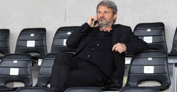 Was hat es mit Jürgen Werners LASK-Rücktritt auf sich?