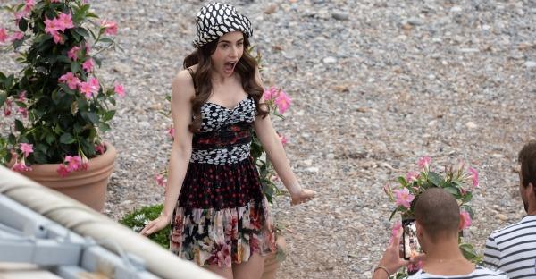 Staffel 2: Die Dreharbeiten zu Emily in Paris haben begonnen
