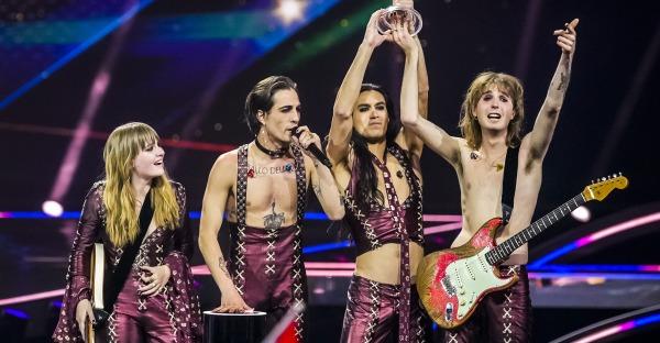 Italiens Rockband gewinnt den Song Contest