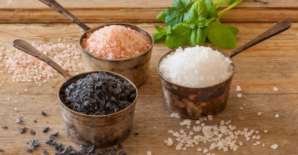 Diese 3 Salzsorten müssen Sie unbedingt probieren