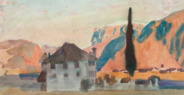 Tiroler Moderne – Ausstellungen & Gewinnspiel Ausstellungsband