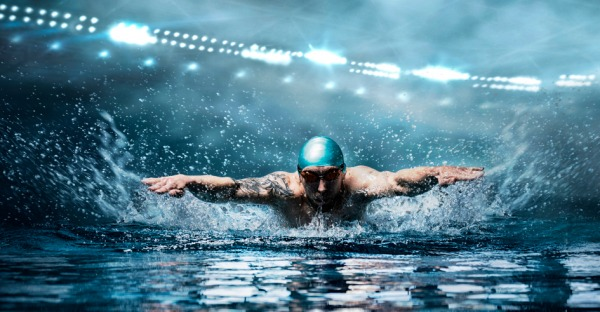 4 Lagen: Wie man richtig schwimmt