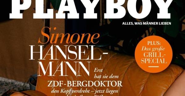 Bergdoktor-Star zieht sich für den Playboy aus