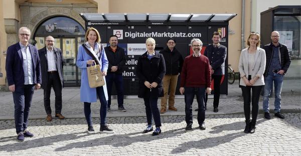 DigitalerMarktplatz.com in Freistadt eröffnet